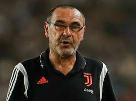 Juventus without Sarri for opening two games. GOAL
