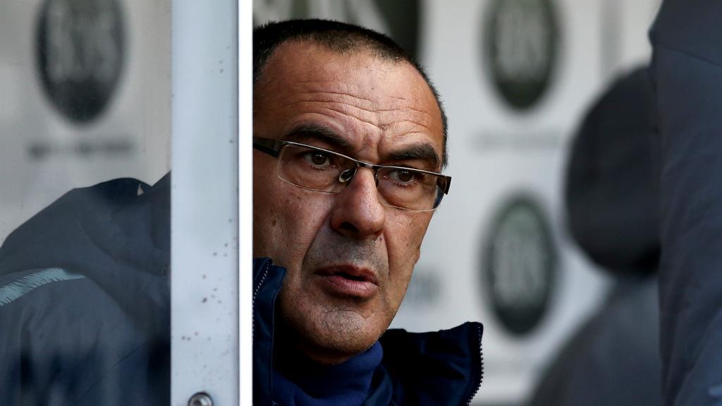 Chelsea must overcome 'mental problem' before Tottenham clash - Maurizio Sarri