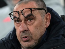 Sarri disagrees with Cuadrado red card in first Juventus loss