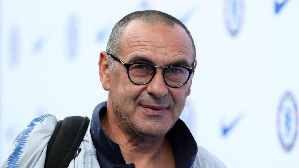 Sarri is keen for his side to improve defensively. GOAL