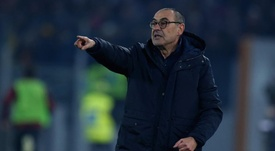 Sarri urges Juventus to be more ruthless