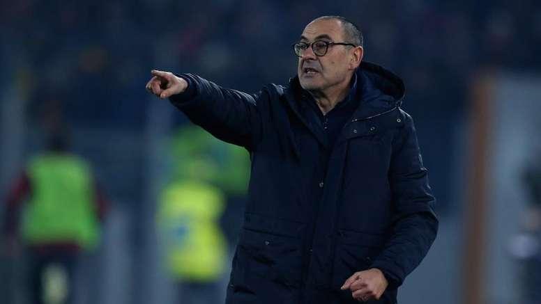 Sarri urges Juventus to be more ruthless