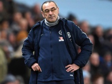 Sarri: My job is always at risk.