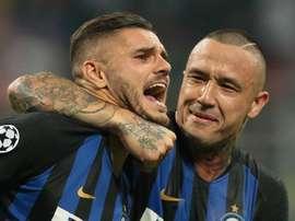 Icardi & Nainggolan allowed to leave Inter. GOAL