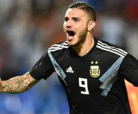 Icardi expõe racha na seleção argentina que foi à Rússia. Goal