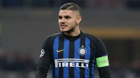 Icardi's agent has made another U-turn this week. GOAL