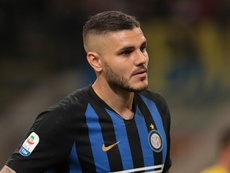 Icardi has said he wants to stay in Milan. GOAL