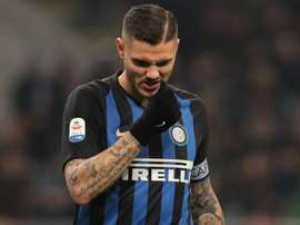 Decision to strip Icardi of captaincy was 'for the good of the club'. GOAL