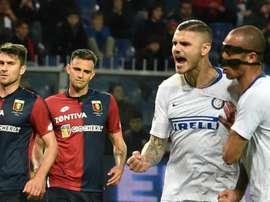Icardi revient et marque. Goal
