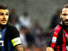 Cassano propone uno scambio tra i due argentini. Goal