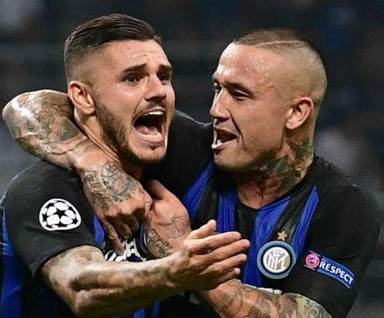 Mauro Icardi Inter 2018-19. Goal