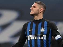 L'Inter cale. Goal