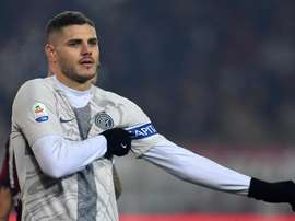 Icardi n'est pas convoqué pour le match d'Europa League. Goal