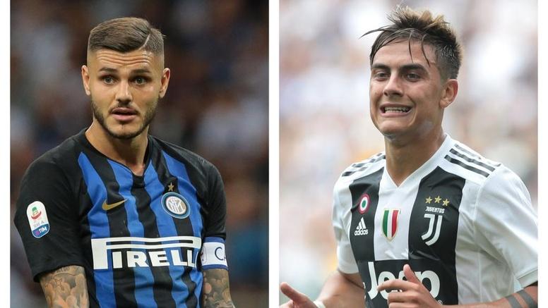 Calciomercato Juve: l'Inter vuole Dybala se parte Icardi