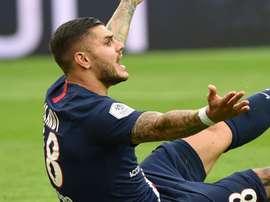 Cavani ou Icardi? Quem formará o trio do PSG na Champions. GOAL