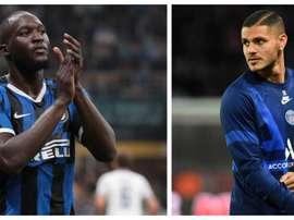 Icardi tifa Inter e difende Lukaku.