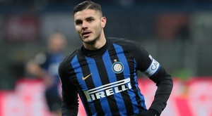 Icardi has been stripped of the Inter Milan captaincy. GOAL