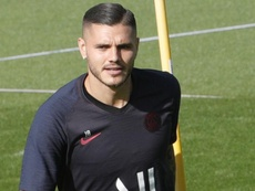 Icardi: I left Inter for PSG to win trophies.