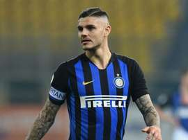 Icardi has not played for Inter Milan since being stripped of the captaincy. GOAL