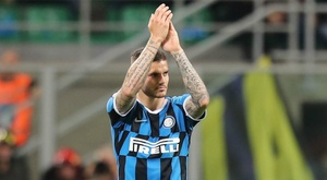 Icardi could be signed by David Beckham's new Miami franchise for 2020. GOAL