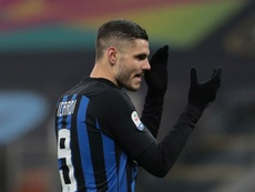 Icardi's agent offered further assurances to Inter this week. GOAL