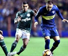 Report: Boca Juniors 2 Palmeiras 0