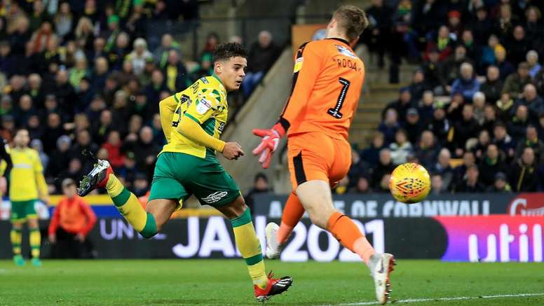 The 'canaries' are flying high in the championship this season. GOAL