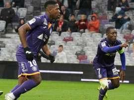 Toulouse se sauve. Goal
