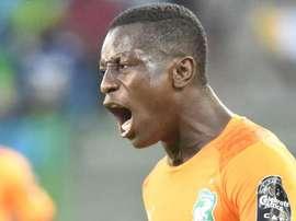 La Côte d'Ivoire l'a emporté. Goal