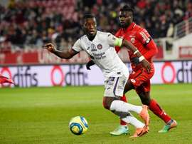 Gradel quitte Toulouse. AFP