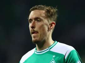 Max Kruse will leave Werder Bremen at the end of the season. GOAL
