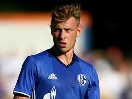 Meyer's career at Schalke has come to an abrupt halt. GOAL