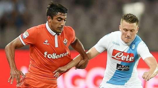 Rinforzo per la Fiorentina? Maxi Olivera torna tra i convocati. Goal