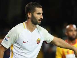 Gonalons saluta la Roma. Goal