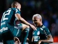 Mayke e Deyverson - São Paulo x Palmeiras. Goal