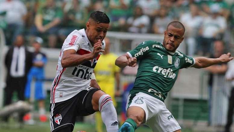 São Paulo x Palmeiras: Quem venceu mais vezes o Choque-Rei? Goal