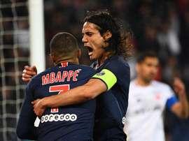 Mbappé e Cavani desfalcam PSG contra Real Madrid. Goal