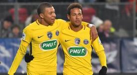 Simeone rates Neymar higher than Mbappe. GOAL