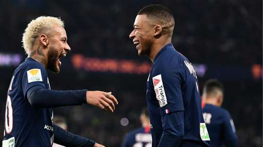 Tuchel is delighted by Mbappe's ambition to win trophies. GOAL