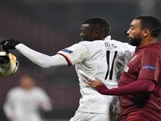 Rennes est éliminé de l'Europa League. Goal