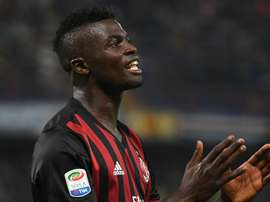 Mbaye Niang could be on his way to a Premier League club. Goal