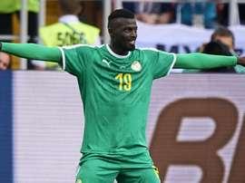 Niang fez o segundo gol de Senegal sobre o time de Lewandowski. Goal