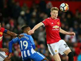 McTominay has made an instant impression at United. GOAL
