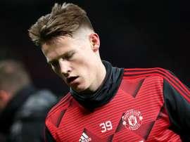 McTominay knee injury overshadows comprehensive Man Utd win. GOAL