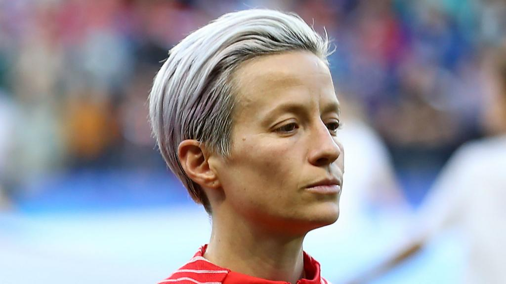 Soccer Star Megan Rapinoe Saying She Won't Go to the White House