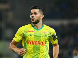 Mehdi Abeid veut quitter Nantes, Al Nasr très intéressé. afp