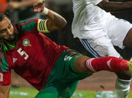 Marrocos empataram com a Ucrânia. Goal