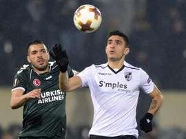 Bourabia è un nuovo giocatore del Sassuolo. Goal