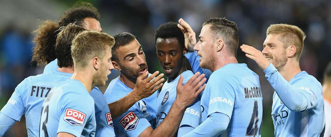 Melbourne City have made a strong start to the 2017-18 A-League campaign. GOAL