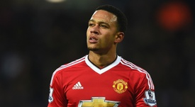 Memphis Depay has been heavily linked to the club. Goal